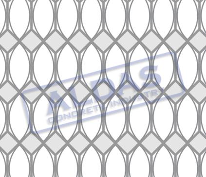 Hexagonal L dan Square 10 Tipe 1