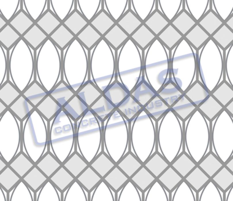 Hexagonal L dan Square 10 Tipe 2