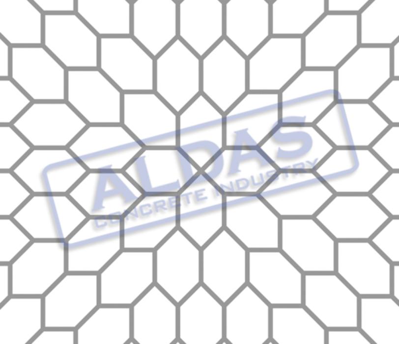 Hexagonal S Tipe 4