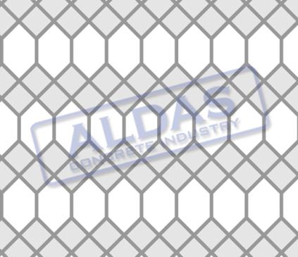 Hexagonal S dan Square 10 Tipe 2