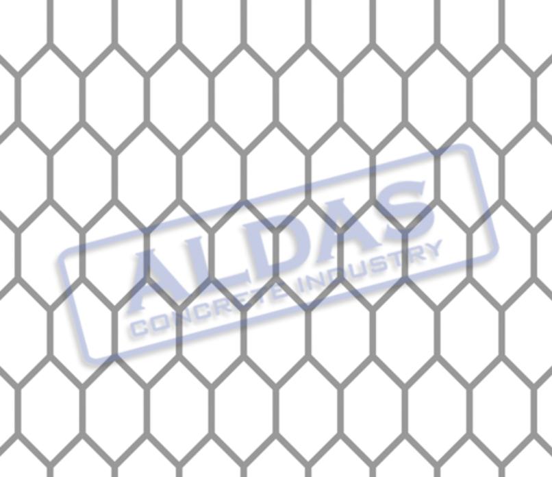 Hexagonal S Tipe 1