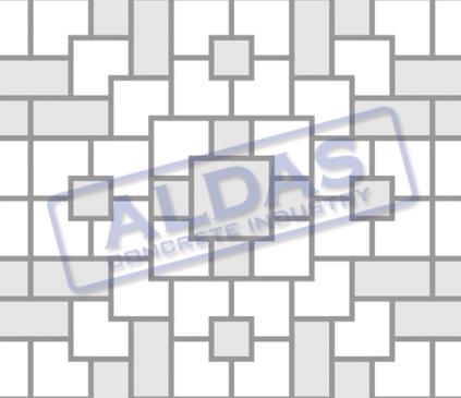 L Blok, Holland, Square 21, dan Square 10,5 Tipe 3