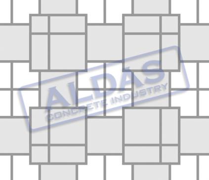 L Blok, Holland, Square 21, dan Square 10,5 Tipe 4