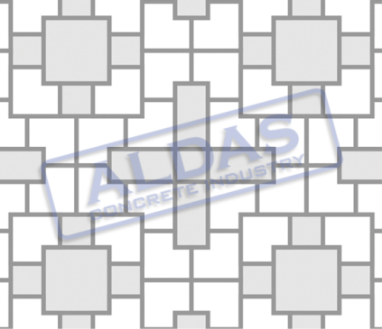 L Blok, Holland, Square 21 dan Square 10,5 Tipe 1