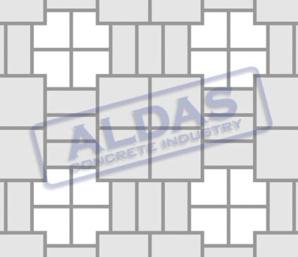 L Blok, Holland, Square 21, dan Square 10,5 Tipe 5