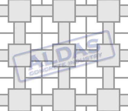 L Blok, Holland, dan Square 21 Tipe 1