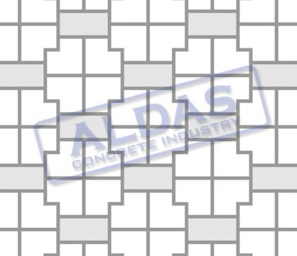 L Blok dan Holland Tipe 1
