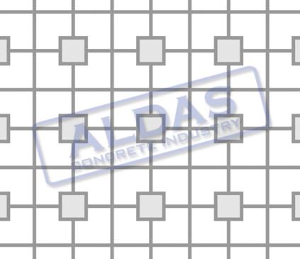 L Blok dan Square 10,5 Tipe 2
