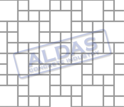 Square 21 dan Square 10,5 Tipe 9